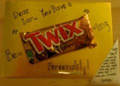 my funny valentine take it or tweak it