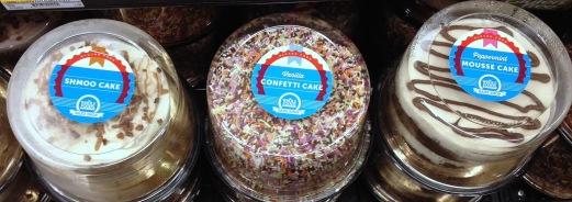 WF gluten free cakes