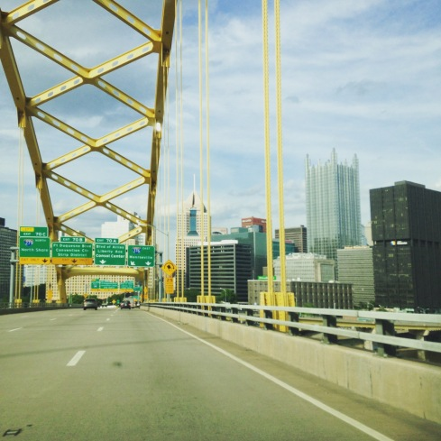 pgh bridge