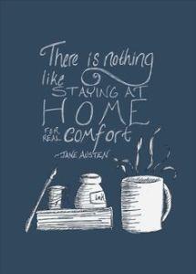 Jane Austen quote_home